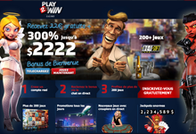 Code bonus Play2Win Casino