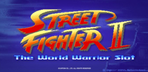 machine a sous populaire Street Fighter II