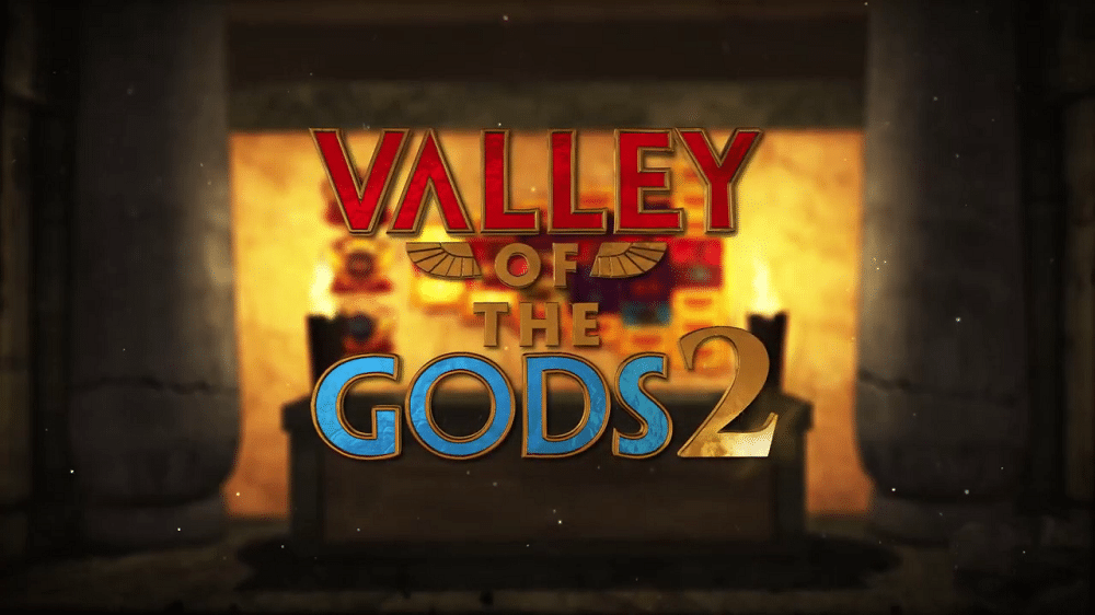 Machine a sous Valley of the gods 2