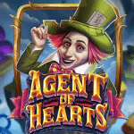 Agent of Hearts - Play'n Go